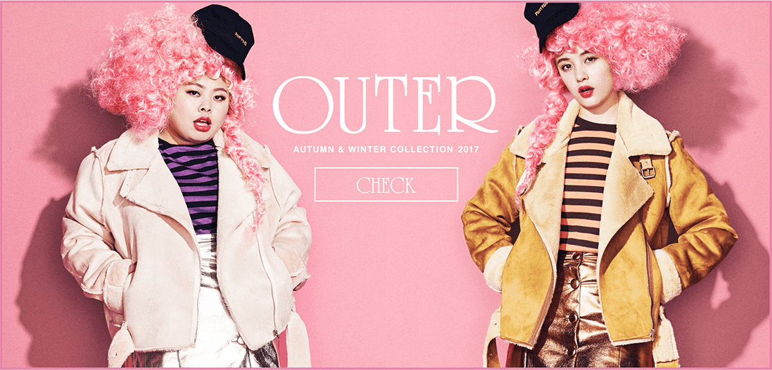 OUTER AUTUMN & WINTER COLLECTION 2017