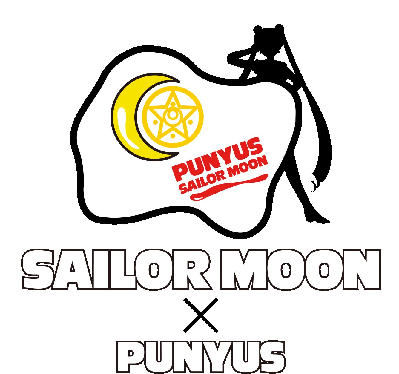 SAILOR MOON AND PUNYUS